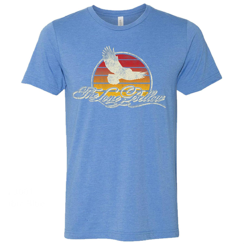 Unisex Blue Eagle Shirt
