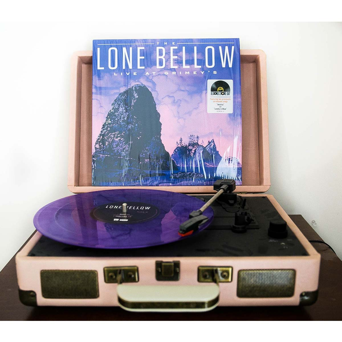 The Lone Bellow Live at Grimey's EP