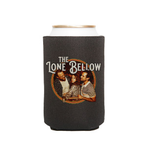 The Lone Bellow Can Cooler
