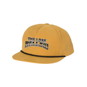 The Lone Bellow Gold Rope Hat