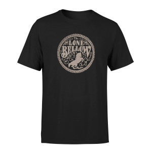 The Lone Bellow Black Seal Horse Tee
