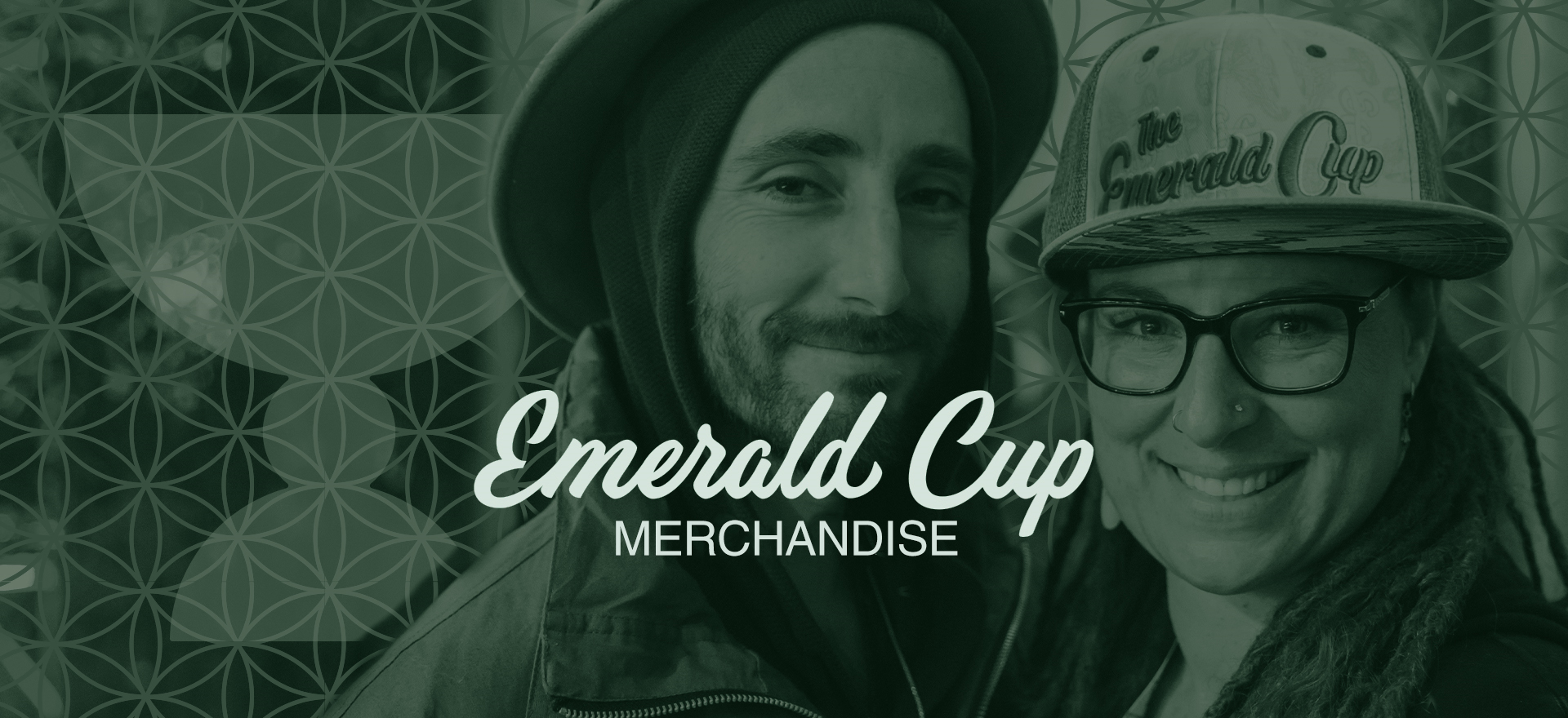 Welcome to the Emerald Cup Store