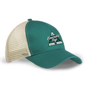Emerald Cup Organic Trucker Hat