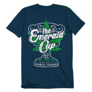 2017 Emerald Cup Event Shirt - Men