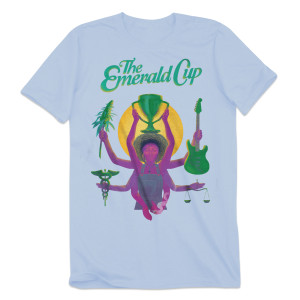 "Emerald Cup ""Diety"" T-Shirt"