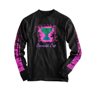 2018 Emerald Cup Organic Long Sleeve