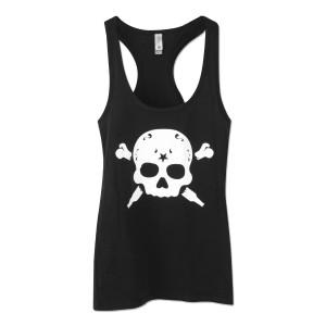 Women's Skull Tank