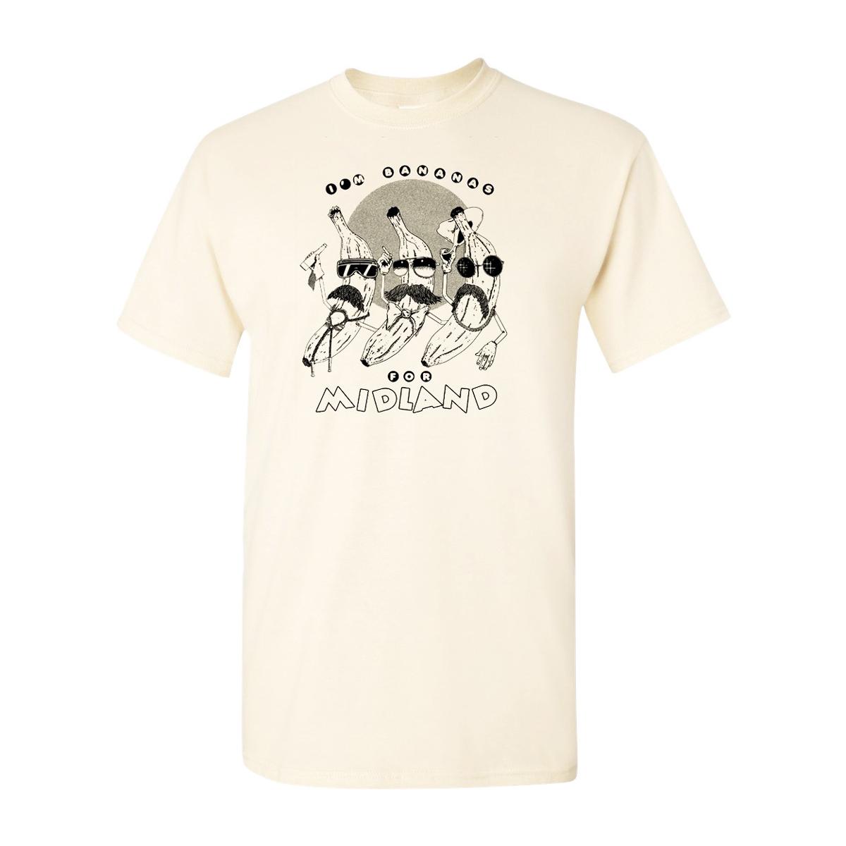 Bananas for Midland T-Shirt