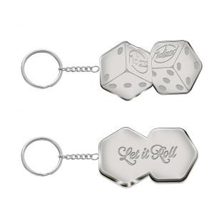 Dice Keychain