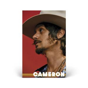 Signed Cameron Midland Photo Poster