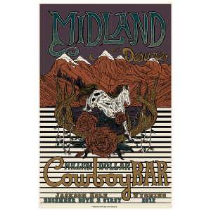 Jackson Hole Event Lithograph
