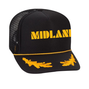 Midland Logo Oak Leaf Hat