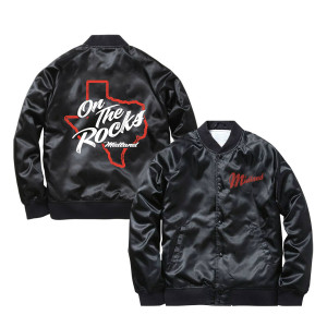 On the Rocks Satin Jacket