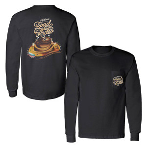 Road to the Rodeo Longsleeve Pocket T-shirt