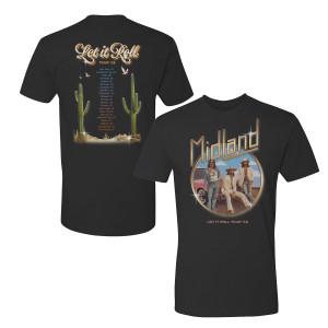 Let It Roll Photo T-Shirt