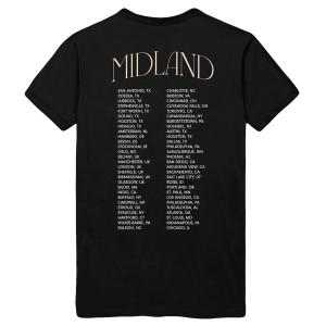 World Tour 2020 Photo Dateback T-shirt