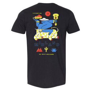 Red Rocks Amphitheatre Pocket T-Shirt