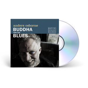 Anders Osborne - Buddha and the Blues CD