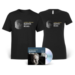 Buddha and the Blues CD + Tee Bundle