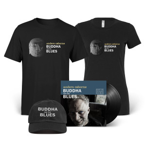 Buddha and the Blues Vinyl + Tee + Hat Bundle