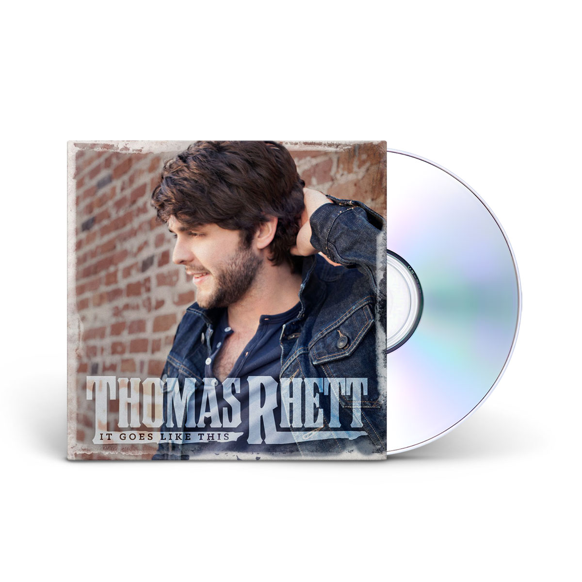 It Goes Like This CD