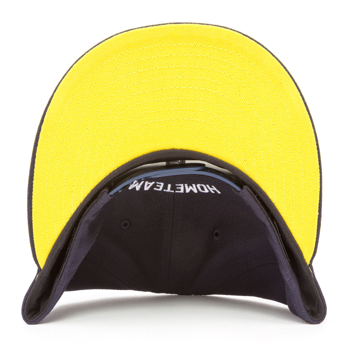 Spaceman New Era Hat Navy & Yellow