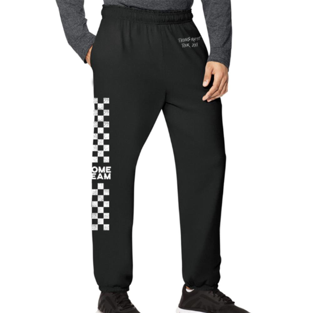 Home Team Check Sweatpants