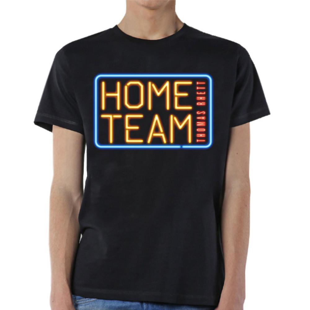Home Team Neon Tee