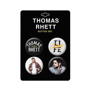 TR Life Changes Tour 4-button pack