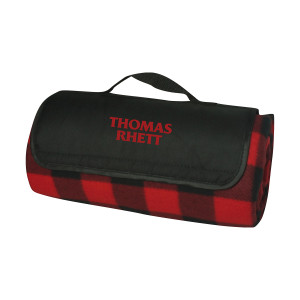 Thomas Rhett Logo Travel Blanket