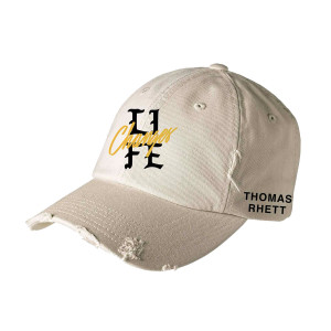 Life Changes Tour Dad Hat