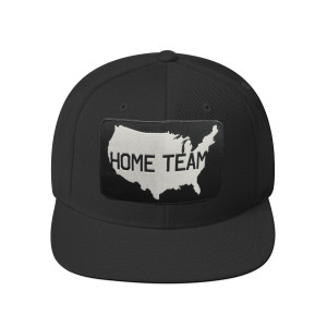 Black Hometeam Hat
