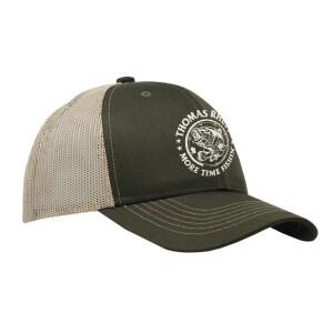 Fishin Green Trucker Hat