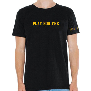 Play for The Home Team Yellow Tee