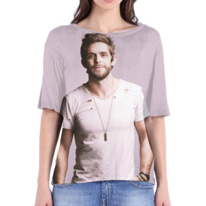 Sublimated Face Tee