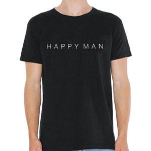 Happy Man Tee