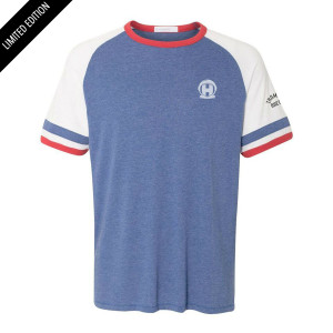 Home Team Pocket Logo 4th of July T-shirt