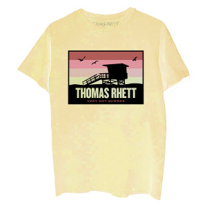 Yellow Sunset T-Shirt