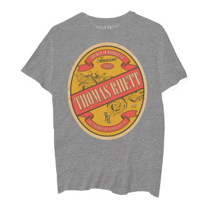 Brewed in Nashville Grey T-Shirt