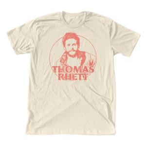 TR Illustration Vintage White T-Shirt