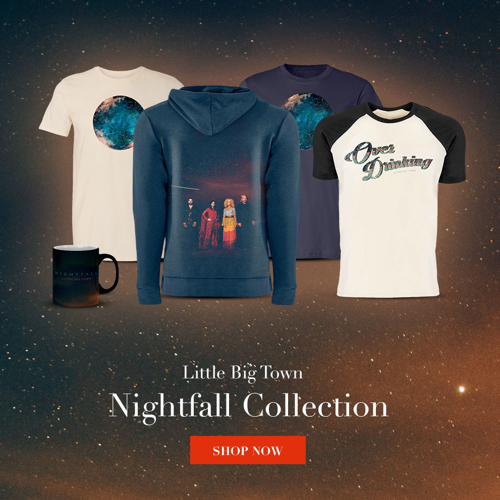 Little Big Town | Nightfall Collection | Shop Now