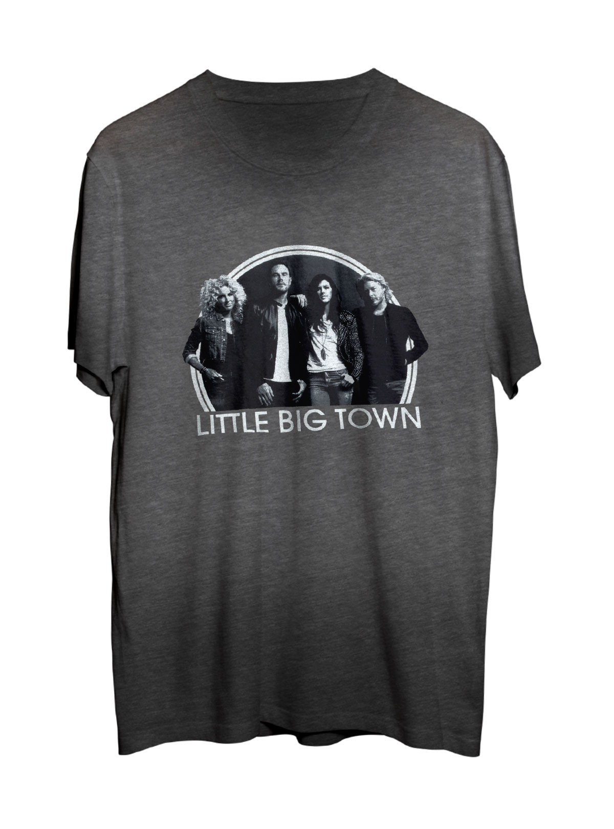 Grey Photo T-Shirt