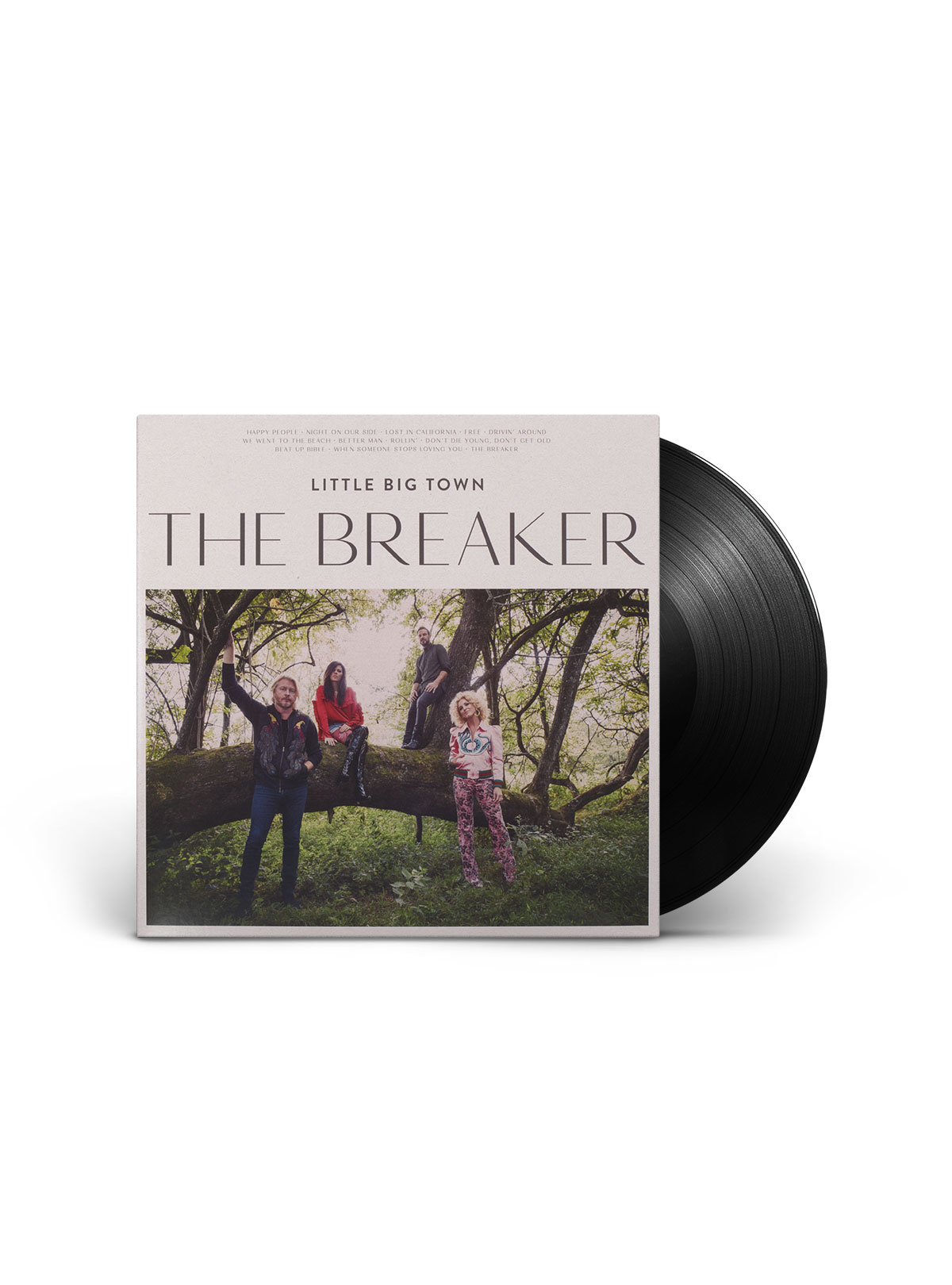 Little Big Town The Breaker Vinyl