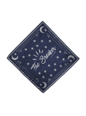 The Breaker Navy Star Bandana