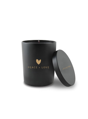 Peace and Love LBT Candle