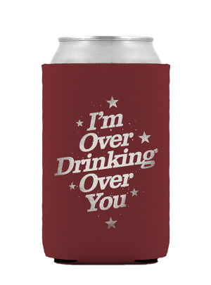 Over Drinking Can Hugger