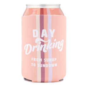 Day Drinking Can Hugger Southern Peach