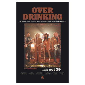 Over Drinking Poster