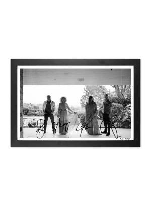 Nightfall Signed and Framed Litho