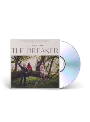 Little Big Town The Breaker CD
